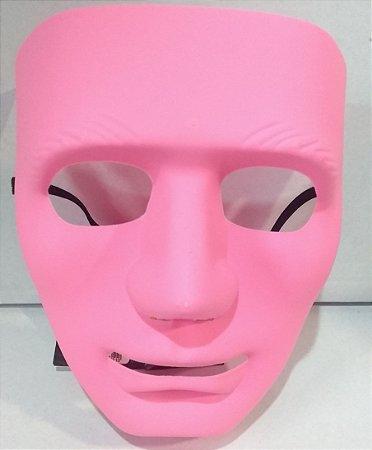Mascara Unicolor Rosa Un.