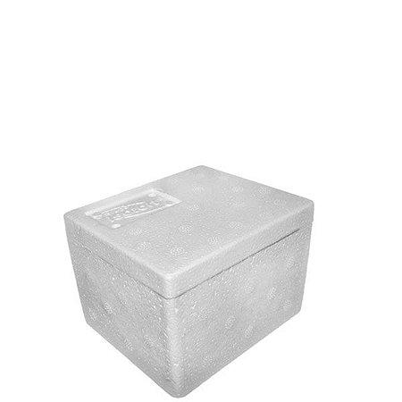 Caixa de isopor 500 Gramas Goldpac Un.
