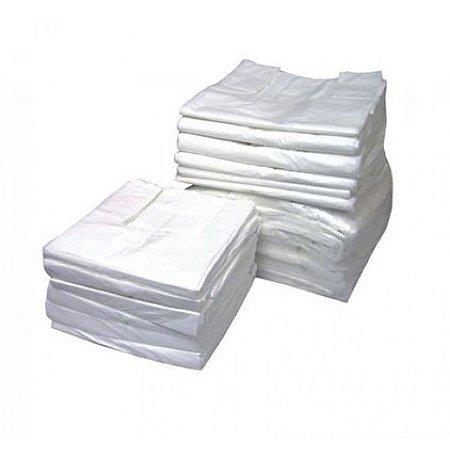Sacola Plast. Branca 1º linha 35x45 Fd C/ 5 Kg