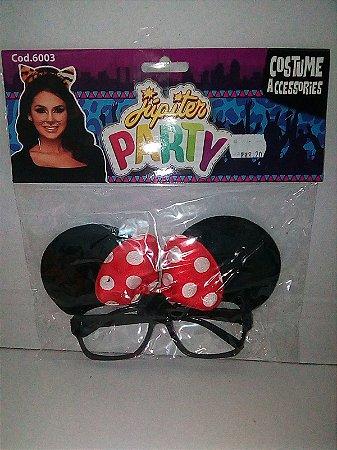 Óculos Minnie S/ Lente Un.