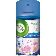 Odorizante Bom Ar Fresh Matic Cheiro Limp. Refil C/ 250Ml