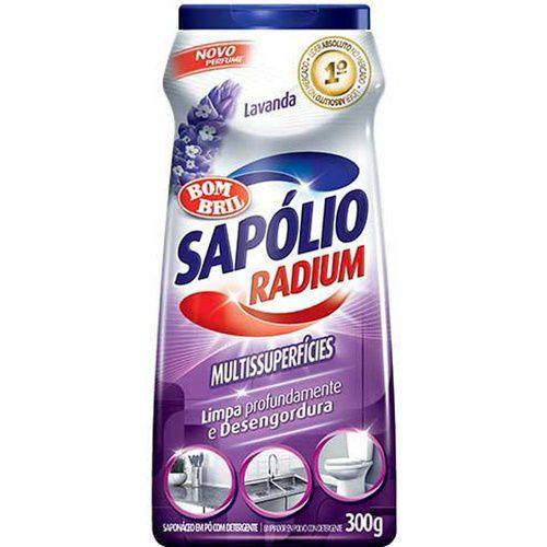 Sapólio em Pó Lavanda C/ 300 Gr.