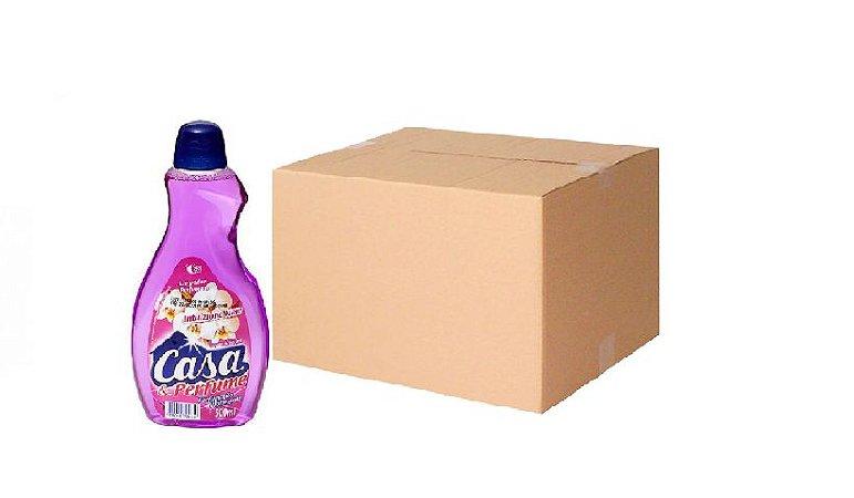 Desinfetante Intuizione Casa & Perfume Cx C/ 12X500 Ml.