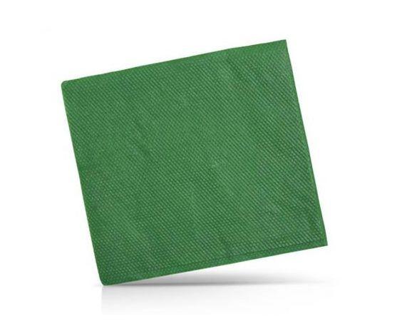 Guardanapo Verde 32X32cm Silver Festas C/ 20 Un.