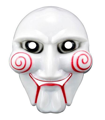Máscara Jogos Mortais P/ Festa Un.