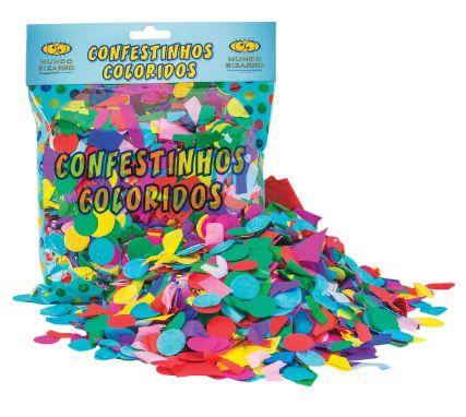 Confestinhos Colors. Mundo Bizarro C/ 120 Gr.