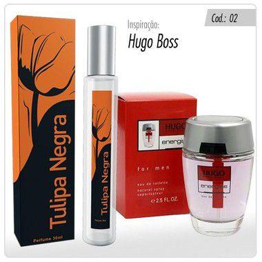 Perfume Tulipa Negra N° 02