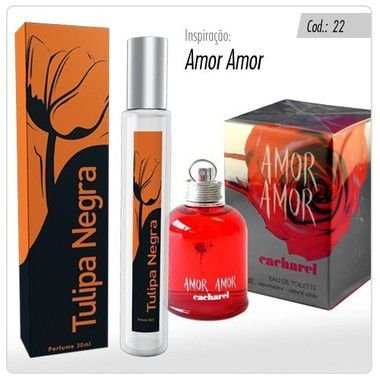 Perfume Tulipa Negra N° 22