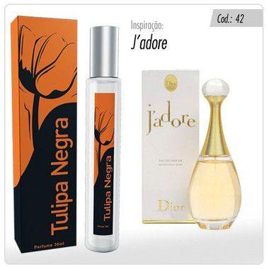 Perfume Tulipa Negra N° 42