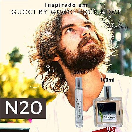 PERFUME TULIPA NEGRA N° 20