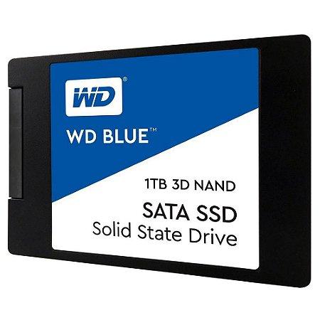 SSD SATA 2.5´ WD 1TB BLUE