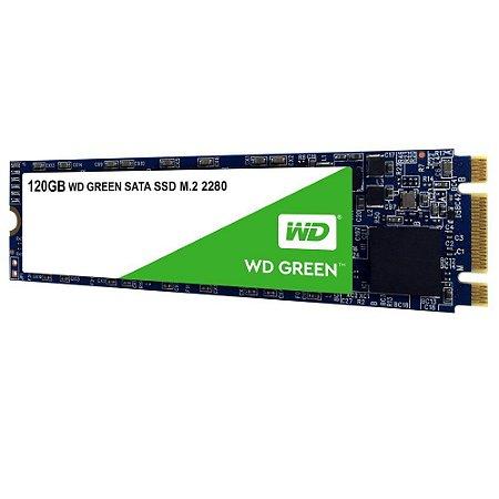 SSD M.2 WD GREEN 120GB 2280
