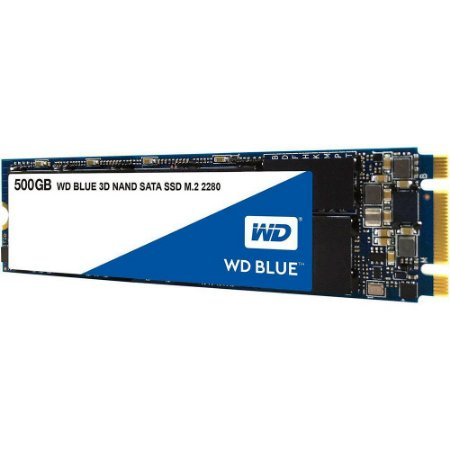 SSD M.2 WD BLUE 500GB 2280