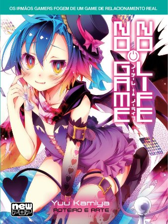 No Game No Life Novel Vol.04