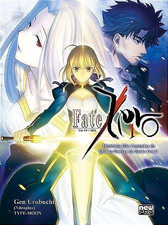 Fate/Zero Vol.01