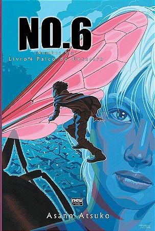 NO.6 - Livro 04 - Palco do Desastre