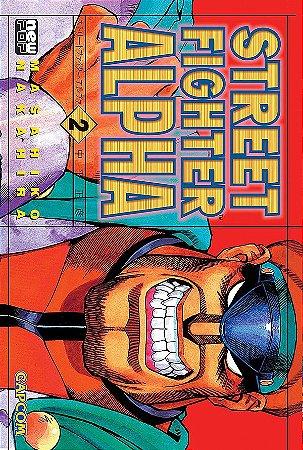 Street Fighter Alpha Vol.02