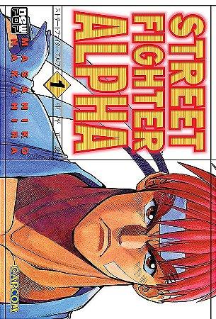 Street Fighter Alpha Vol.01