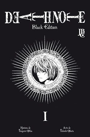 Death Note Black Edition Vol.01