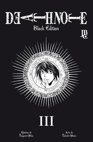 Death Note Black Edition Vol.03