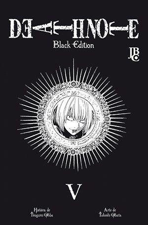 Death Note Black Edition Vol.05