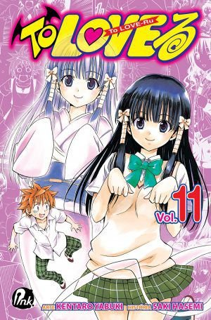 To Love-Ru Vol.11