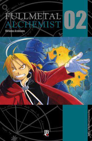 Fullmetal Alchemist Vol.02