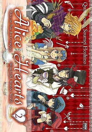 Alice Hearts Vol.02