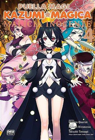 Kazumi Magica - Malícia Inocente Vol.04