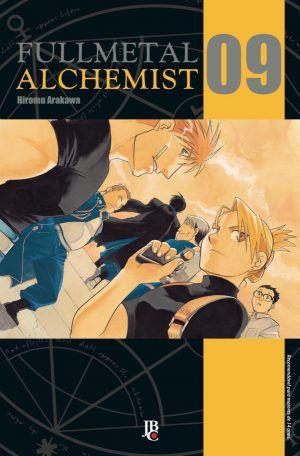 Fullmetal Alchemist Vol.09