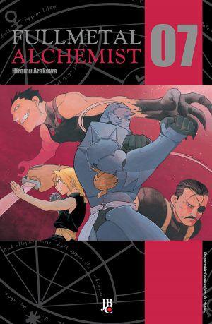 Fullmetal Alchemist Vol.07