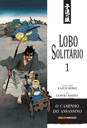 Lobo Solitário Vol.01