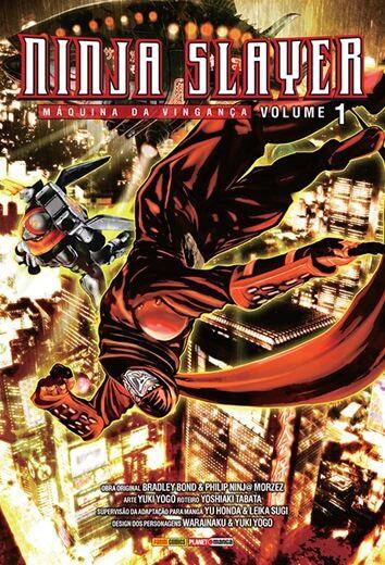 Ninja Slayer Vol.01