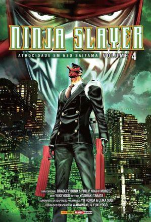 Ninja Slayer Vol.04