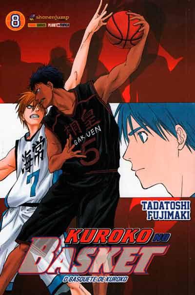 Kuroko no Basket Vol.08