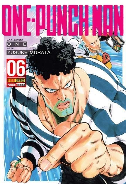One Punch Man Vol.06