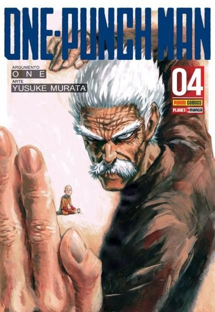One Punch Man Vol.04