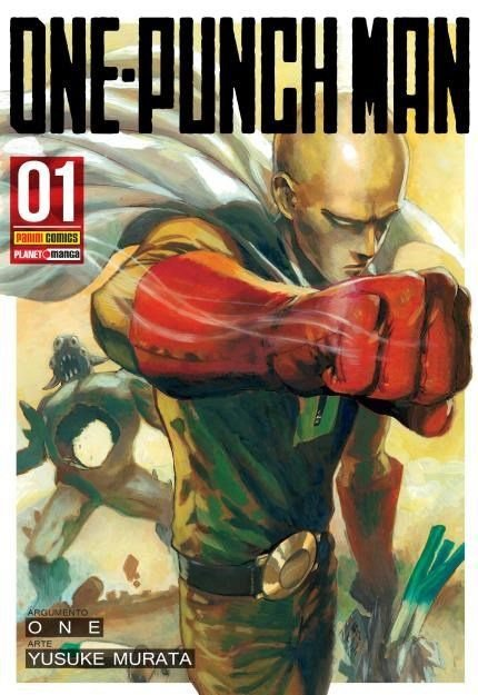 One Punch Man Vol.01