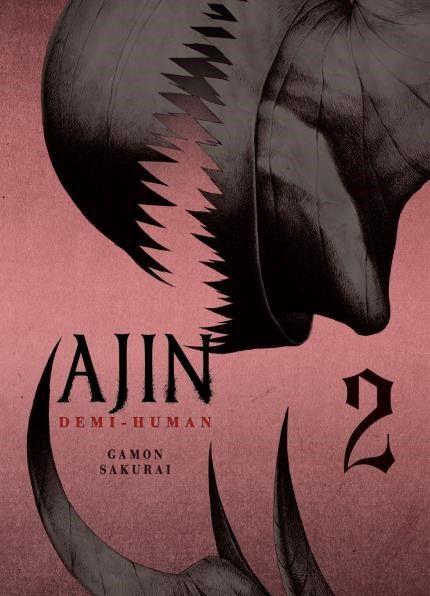 Ajin Vol.02