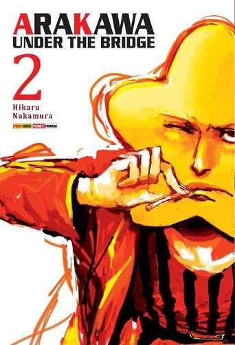 Arakawa Under The Bridge Vol.02