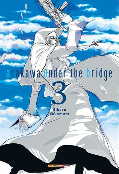 Arakawa Under The Bridge Vol.03
