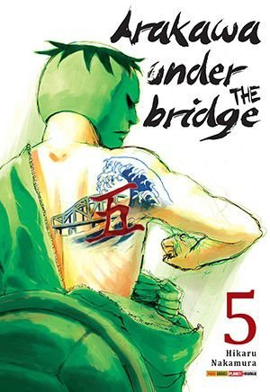 Arakawa Under The Bridge Vol.05