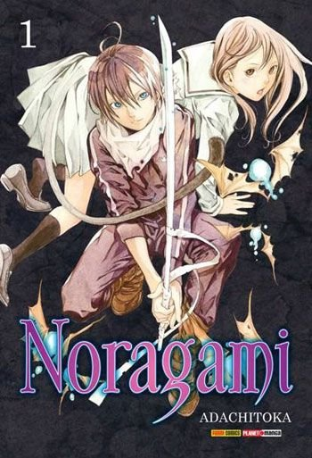 Noragami Vol.01