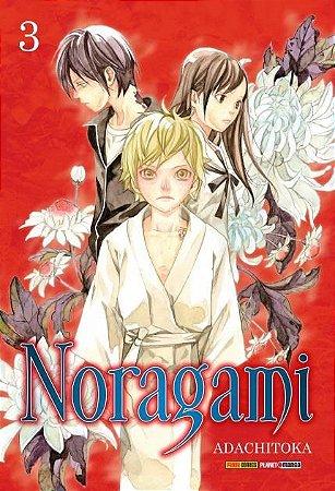 Noragami Vol.03