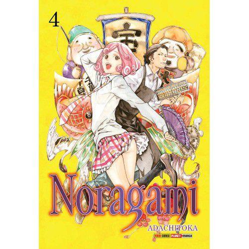 Noragami Vol.04