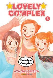 Lovely Complex Vol.06