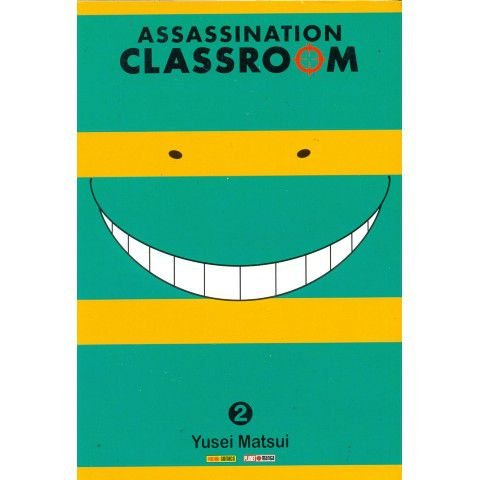 Assassination Classroom Vol.02