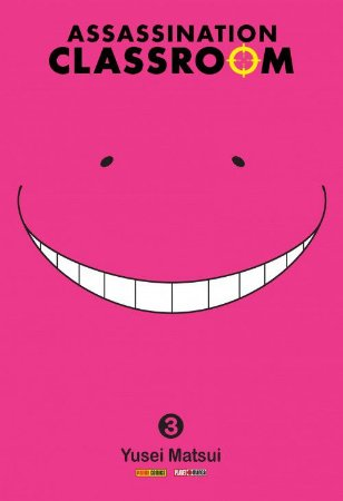 Assassination Classroom Vol.03