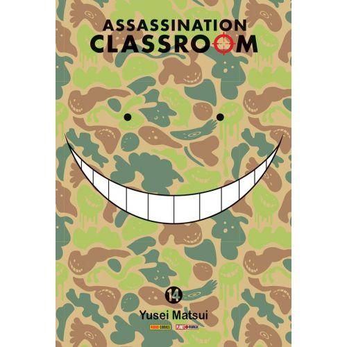 Assassination Classroom Vol.14