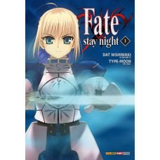 Fate Stay Night Vol.01